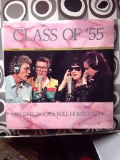 CLASS OF '55 Carl, Jerry Lee, Orbison, Cash Owned By George Jones Sealed