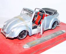 Maisto 1:18 VW VOLKSWAGEN BEETLE 1951 CUSTOM LOW RIDER G-RIDEZ V-BUGZ Model Car