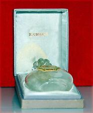 """Houbigant - Flacon de collection """"Quelques fleurs"""" (et son boîtage)"""