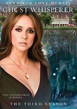 Ghost Whisperer Third Season 0097361376844 With Jennifer Love Hewitt DVD