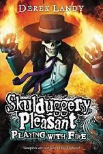Skulduggery Pleasant: Playing with Fire by Derek Landy (Paperback / softback)