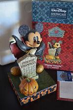 Walt Disney Showcase Collection Traditions Jim Shore - Happy Haunts