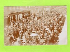 Royal Sussex Regiment  Service late King RP pc 1910 Chichester  Morey Ref E732
