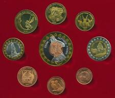 Iceland ( Reykjavik)   2004    EURO PROTO/TRIAL PACK 1 cent - 5 euro  BOX -PP-