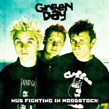 Green Day - Mud Fighting In Woodstock VINYL LP WLVR013