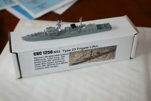 Life ex Type 23 HMS St Albans new model in metal in 1250 scale CNCollectables