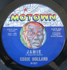 HEAR Eddie Holland 45 Jamie/Take A Chance MOTOWN NM- northern soul R&B mod