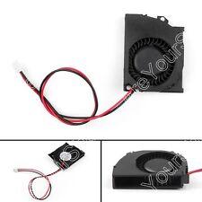 1x Soplador DC Ventilador de Refrigeración 5V 4010S 40x40x10mm 0.15A 2 Pin Wire