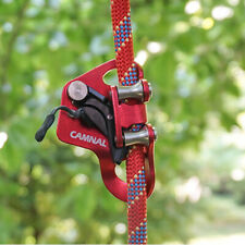 CE Chest Abdominal Ascender for Vertical Rope Locking Pulley Rock Tree Climbing