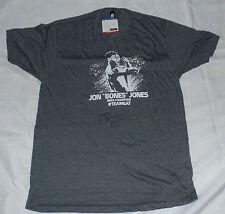 JON BONES JONES SIGNED AUTO'D GAT SHIRT PSA/DNA COA MMA UFC CHAMPION 165 182 XL
