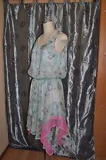 wunderschönes Sommer Kleid von Diesel aus 100% Seide neu NP 199 EUR