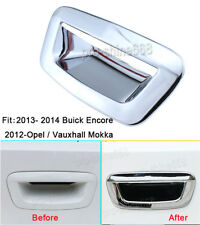 For Buick Encore 2013 2014 Opel ABS Tail Rear Door Handle Bowl Cover Trim 1PC