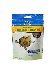Api Aquatic Turtle Treats 2oz special recipe with shrimp see your turtle feed