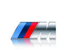 BMW M Emblem Logo 46x15mm Schriftzug Seitenwand Kotflügel