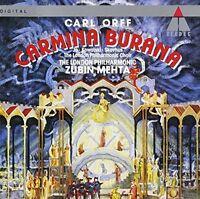 Orff Carmina Burana (Teldec, 1993) [CD]