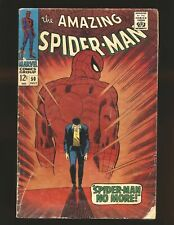 Amazing Spider-Man # 50 - 1st Kingpin Good Cond. water staining