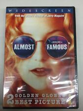 Almost Famous,(New Dvd 2001)Widescreen, Free Shipping