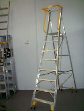 Ladderweld 8 step platform
