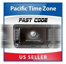 VW Radio Code Unlock and Decode Service RNS310 RNS315 RCD210 RCD200 RCD300