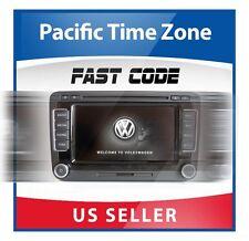 VW Radio Code Unlock and Decode Service RNS310 RNS315 RCD210 RCD200 RCD300