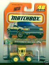 Matchbox 1999 Matchbox 2000 #46 Mercedes-Benz Trac 1600