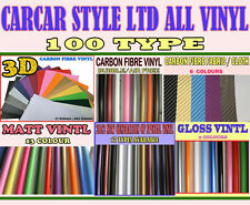 【CARCAR STYLE LTD 】ALL Colour /  Type【SAMPLE】Wrap Vinyl Film Sticker