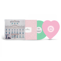 "Melanie Martinez K-12 ""Mint"" Colored Vinyl LP W/ Heart Shaped Single LP Record"