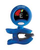Snark SN-1X Guitar Bass Clip-On Chromatic Tuner Blue