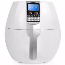 3.7 Quart Oil-Free electric Air Fryer Cooker 1500 Watt 8 Cooking Setting Cook