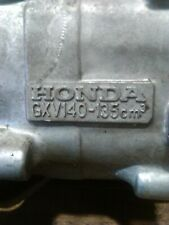 Genuine OEM Honda GXV 140 sump, govnor and drive shaftvery good Condition.