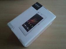 SONY XPERIA L C2105 8GB ROT NEU+OVP+VIELE EXTRAS+24 MONATE GEWÄHRLEISTUNG