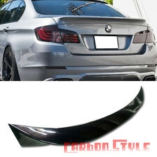 Painted Color BMW F10 5-Series A Style Rear Trunk Spoiler Boot Wing 550i 535i