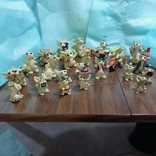 Huge Lot 24 Real Musgraves Pocket Dragons 90's Collectible Figurines