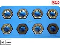 BGS 1141 8-tlg Satz Gewinde Reparatur Antriebswelle Gelenkwelle Gewindeschneider