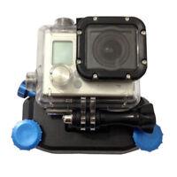 Fast Loading Backpack Waist Belt Buckle Mount Clip Adapter for DSLR GoPro Black