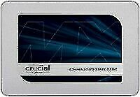 More details for crucial ct250mx500ssd1 mx500 250gb sata iii 2.5