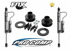 "05-2018 Ford F250/F350 Procomp 62245 2.5"" Front Leveling Lift Kit w/Fox Remotes"