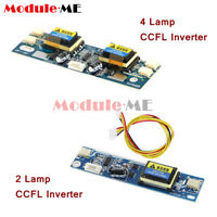 "CCFL Inverter LCD Laptop Monitor 2/4 Lamp 10-28V/10-29V 15-22"" 10-26"" For Screen"