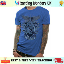 Harry Potter Ravenclaw T Shirt Hogwarts Official Gift