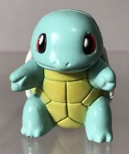 Pokémon Squirtle Basic Fun Figure Keychain Pokeball Backpack Clip Poke Ball