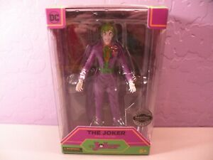 The Joker Vinyl Figure DC Comics World's Finest The Collection Culture Fly w/Box