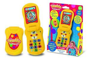 Mr Tumble Flip And Learn Interactive Phone Colours And Numbers Children Toy