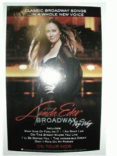 Linda Eder Promo Poster Broadway My Way