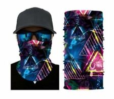 4 EDM bandana Rave mask Skull Cycling Motorcycle Scarf FaceMask Bandana Headband