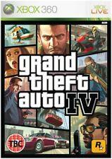 GTA 4 (Xbox 360) - Grand Theft Auto IV - MINT - Super FAST & QUICK Delivery FREE