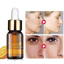 Pure Vitamin C Serum Hyaluronic Acid Anti Aging Serum fr Face Eye Neck Skin Care