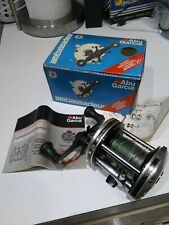 ABU GARCIA AMBASSADEUR 6500C IN BOX SWEET SMOOTH SWEDISH REEL . 99 START YOWZA!!