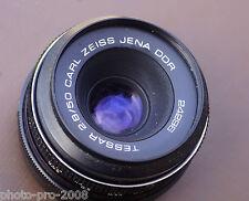 m42 CARL ZEISS Jena DDR Tessar 50mm f/2.8 Camera Lens.full frame A/M Aperture