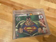 Superman (Nintendo 64, 1999) Graded VGA 85+ GOLD