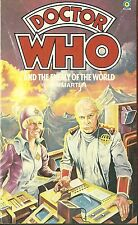 OOP Paperback Book - DOCTOR WHO And The Enemy of the World - Ian Marter - #24